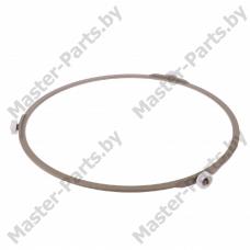 Кольцо вращения тарелки микроволновки 220 мм (колеса 15 мм)
