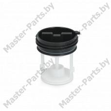 Фильтр насоса Indesit, Ariston 045027, сливная пробка стиральной машины