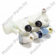 Клапан подачи воды стиральной машины Indesit 097393, 110331