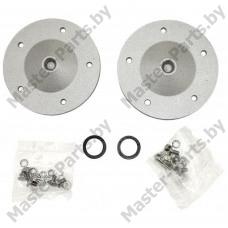 Фланец стиральной машины Whirlpool 480110100802 (левый + правый)