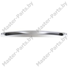 Ручка-накладка двери холодильника Атлант 730541200403 (серебро)