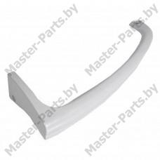 Ручка холодильников Indesit 857152 (верхняя, белая, 235 мм)
