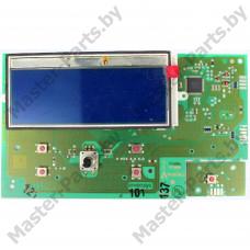 Модуль интерфейса 3998 стиральной машины Атлант 908092001501