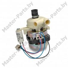 Мотор (помпа) циркуляционная посудомойки Ariston, Indesit 076627