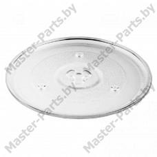 Тарелка стеклянная микроволновки (270 мм, 3 ножки), ER270