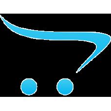 Заглушка панели левая холодильника INDESIT C00857218